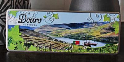 Aluminum Plate Portugal Premium Douro Valley Landscape - Ocean Plates Aluminum Plates