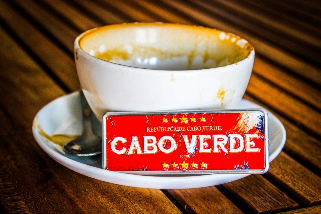 Placa Aluminio Micro and Magnet República de Cabo Verde Vermelho - Ocean Plates