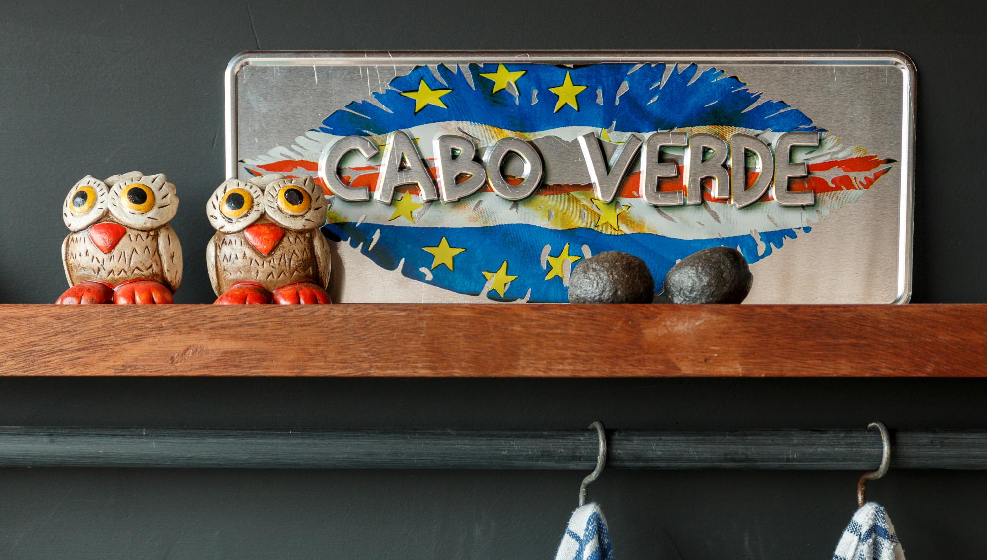 Aluminum Plate Capo Verde Premium Capo Verde Kiss - Ocean Plates Aluminum Plates