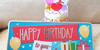 Placa Aluminio Gift Happy Birthday - Ocean Plates